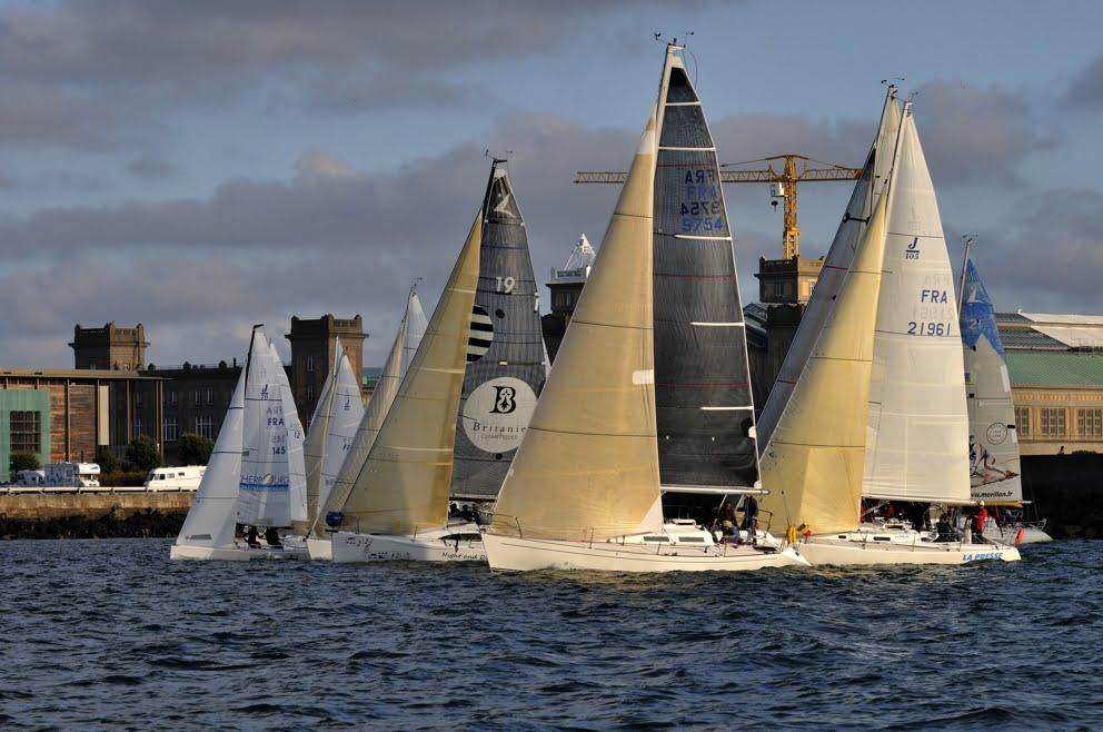 Régate 2014 - Yacht Club de Cherbourg